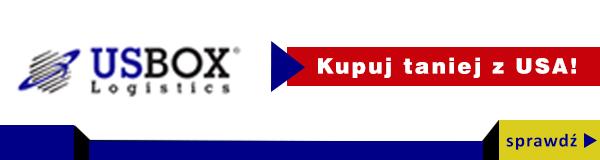 USBOX - przesyłki z USA